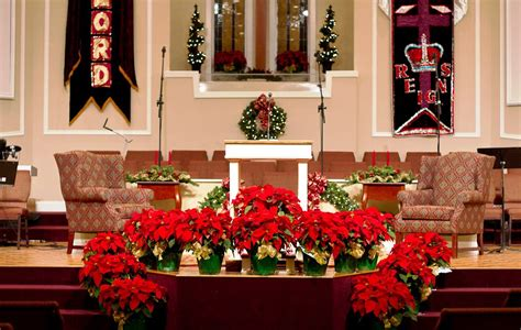 church christmas decorations letter of recommendation