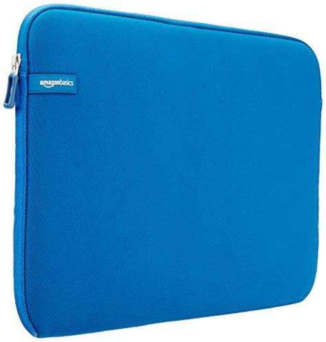 Amazonbasics Housse En by Amazonbasics Housse Pour Ordinateur Portable 15 15 6 Pouces Bleu Clair Opinion Boutique