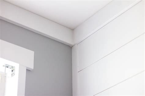 New master paint trim amp plank wall jenna sue design blog