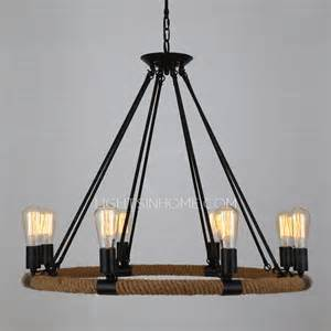 Rod Iron Wall Art Home Decor Industrial Chandelier With Crystals Researchpaperhouse Com