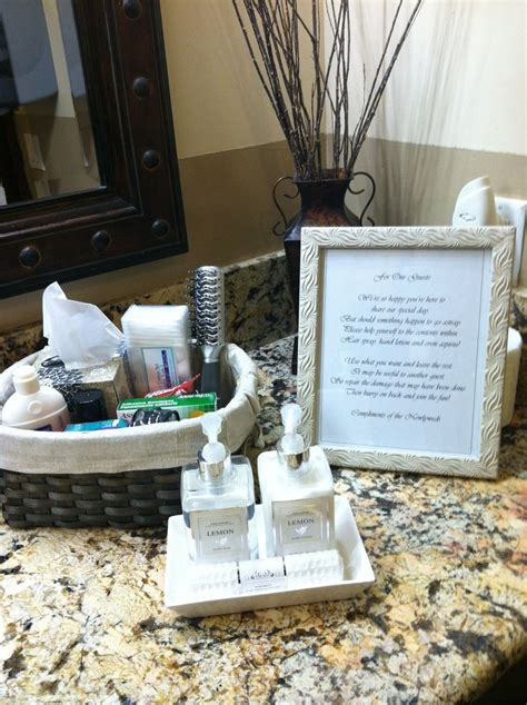 best 25 wedding bathroom baskets ideas on wedding bathroom bathroom baskets for