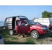 Navara Double Cabine Cellule De Volkswagen Transporter