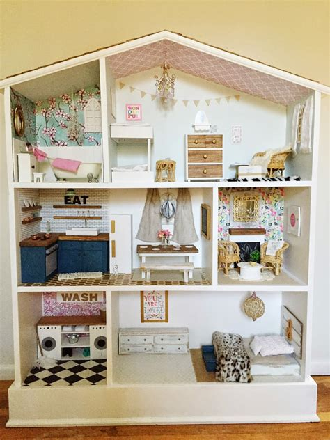 dolls house diy caught in grace barbie dollhouse diy aria bday xmas