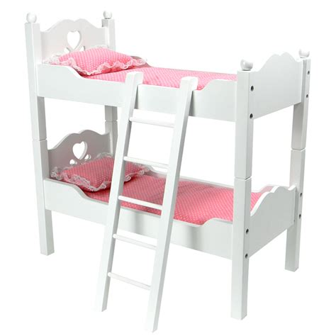 american doll bunk beds bunk bed for 18 inch doll