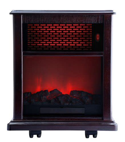 infrared fireplace heater instant heat with american
