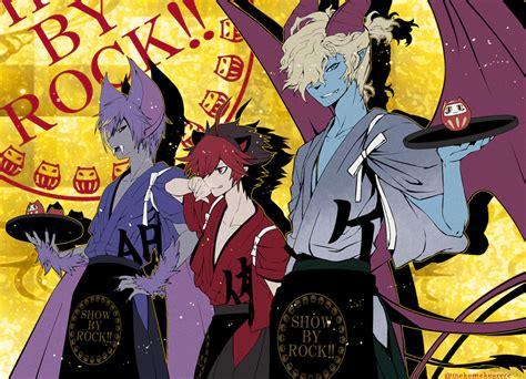 Sho Bsy show by rock show by rock zerochan anime