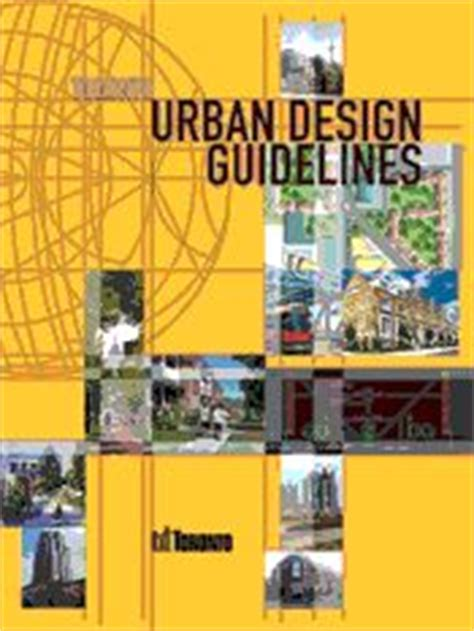 urban design guidelines adalah rethinking the street space toolkits and street design