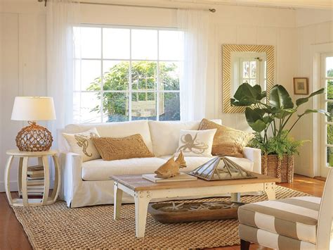 Beach Style Living Room Ideas Beach Cottage Living Room Coastal Style Living Room Furniture