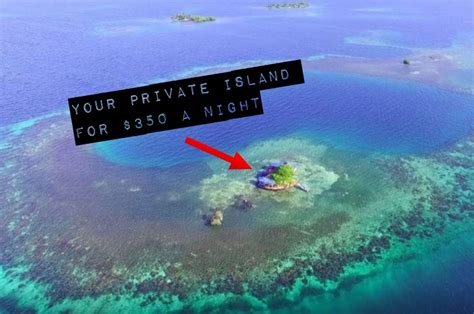 belize air bnb belize airbnb robinson crusoe s island is now