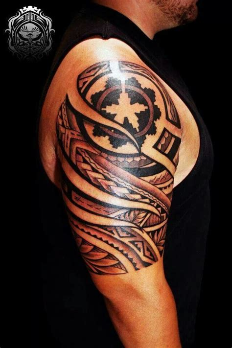 fred frost tattoo my husbands arm navajo design with