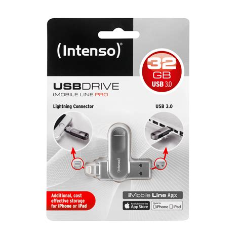 interdiscount mobile intenso imobile line pro 32 gb interdiscount