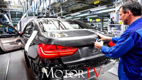 car factory car factory new 2017 bmw 7 series production l plant
