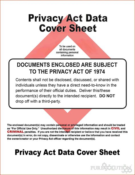 data protection act section 10 privacy act data cover sheet pureprivacy 20act 20cover