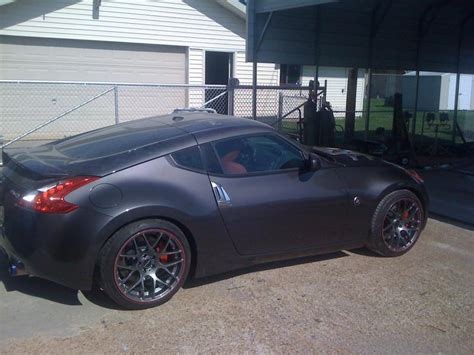 custom nissan 370z for sale for sale 9 inch custom powdercoated wheels nissan