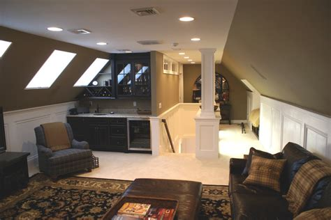 home designer pro attic room walk up finished attic space in new jersey contemporary