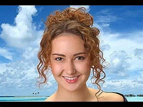 photoshop tutorial masking hair cs5 17 best images about photoshop refine edge tool hair etc