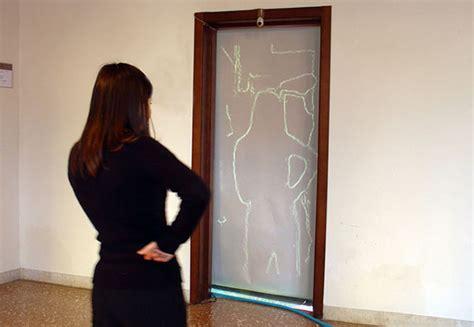 interactive door on behance