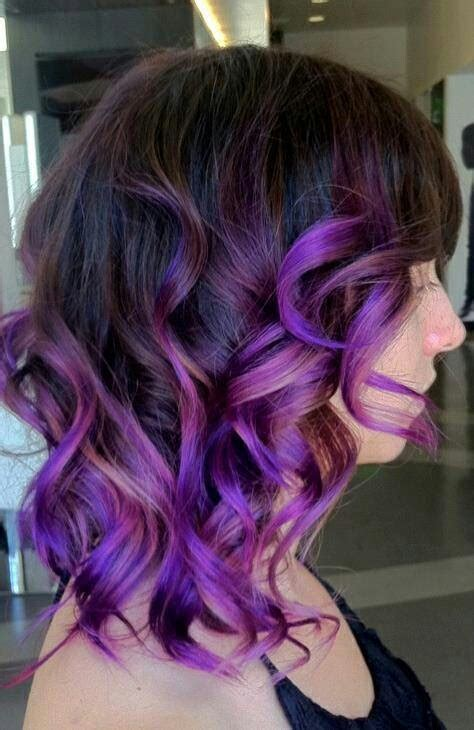 cute hair color ideas cute hair colors for dark hair in 2016 amazing photo