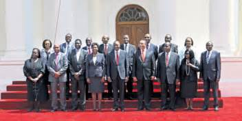 Cabinet Secretaries In Kenya Government Cabinet Gears Up To Fulfil Pledges And Meet Kenyans High