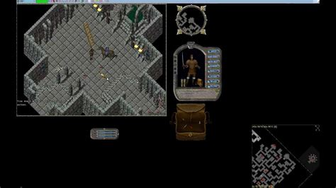Tutorial Ultima Online   ultima online forever newbie dungeon tutorial http