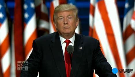 donald trump voice was trump s speech the longest ever