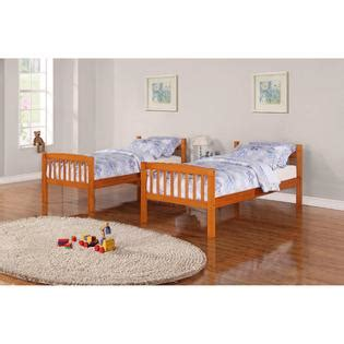 kmart kids bed kids pine bunk bed buy your bunks at kmart