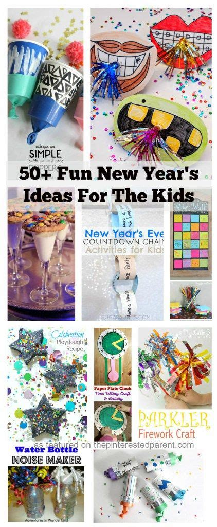 new year activities and traditions 50 ideas for new year s crafts activities
