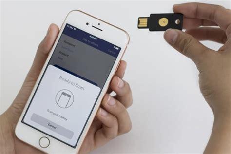 iphone yubikey les cl 233 s yubikey peuvent authentifier l utilisateur sur ios avec la nfc igeneration