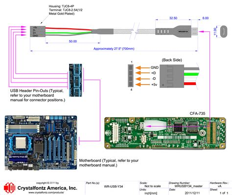 micro usb cable wiring diagram software wiring diagram