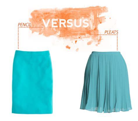 pencil vs pleats say yes