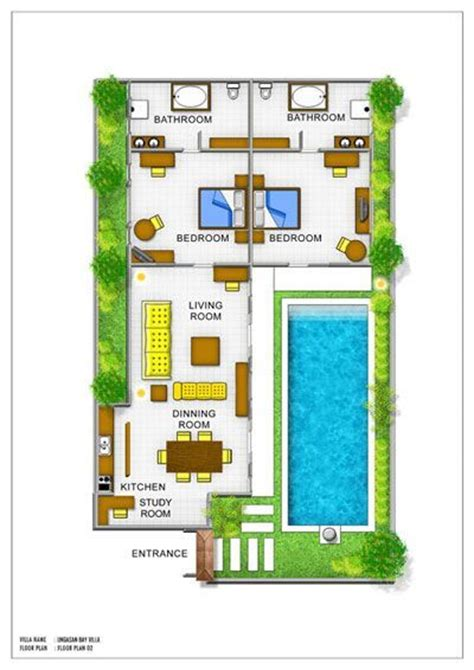 bali villa floor plan 1085 best images about house floor plan on house plans ground floor and bali style
