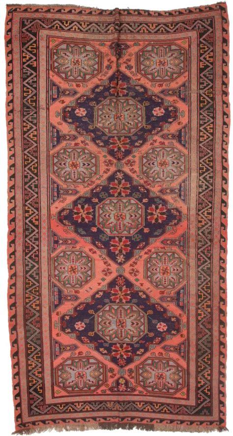 soumak rug tribal antique caucasian soumak rug 3998