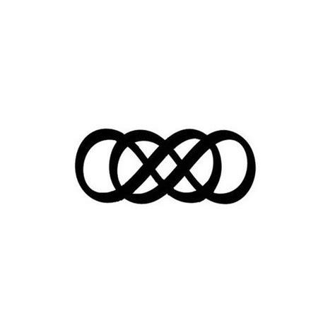 infinity tattoo logo revenge e o duplo infinito lente do camale 227 o