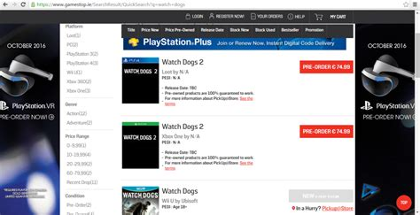 gamestop dogs 2 you can now pre order dogs 2 at gamestop official reveal expected during e3 2016