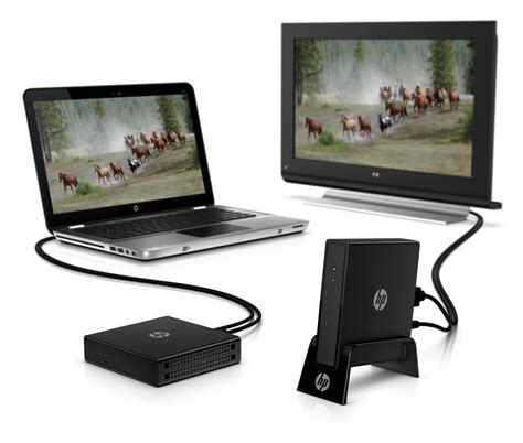 Tv Wireless lean back hp s wireless tv connect the next step in