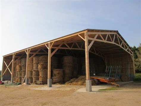 hangar bois agricole votre hangar agricole par un sp 233 cialiste du batiment bois