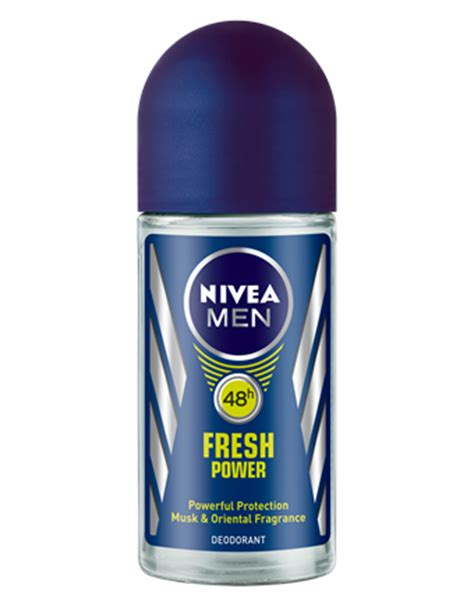 Fresh Care Strong Roll On review nivea fresh and nivea fresh power roll on