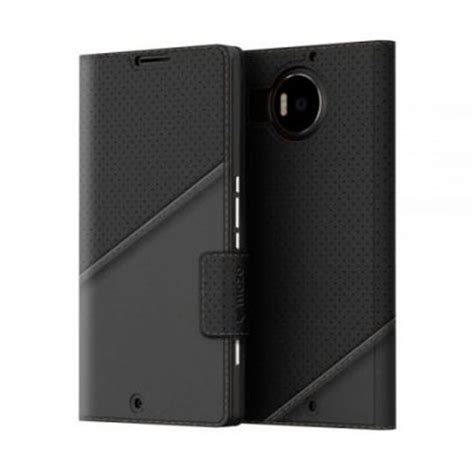 mozo thin flip case for microsoft lumia 950 new mozo leather thin protective flip cover case for