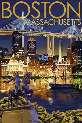 paint nite boston office boston massachusetts paul revere print by lantern