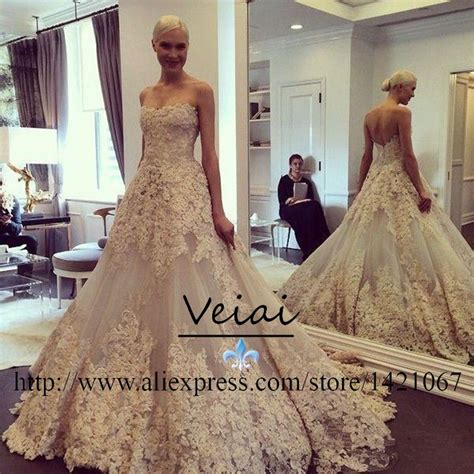 Vintage Wedding Dress Our One 3 by Vintage Wedding Dress 2016 Lace Court Chagne Plus