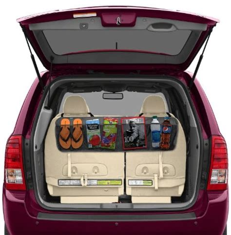 Shoe Rack For Car by Backseat Trunk Organizer Multipurpose Cargo Accessories