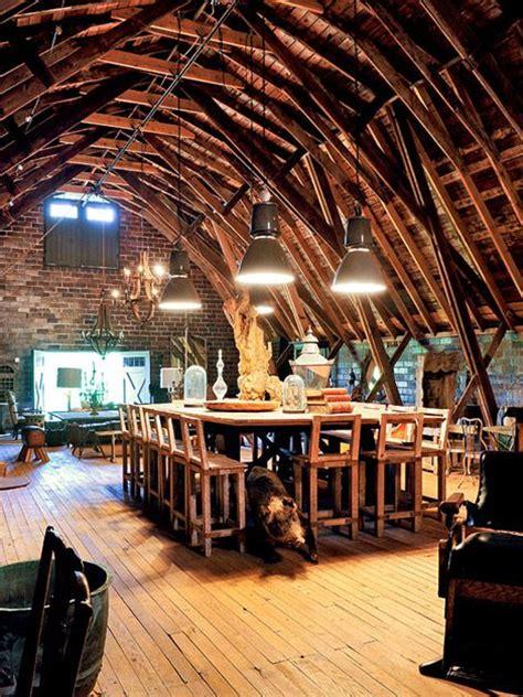 designer barry dixons garden  grounds converted barn