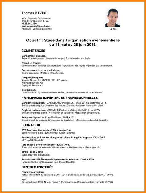 6 lettre de motivation ecole ingenieur cv vendeuse