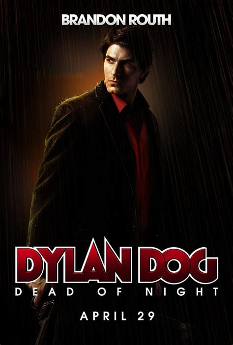 film on dylan dog dylan dog dead of night trailer and poster collider