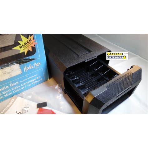 cassetto disk posso mediabox cassetto per video8 mini disc r mini data
