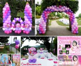 Types Of Home Decor Themes by Barbie Decorations Birthday Party Games Henol Decoration