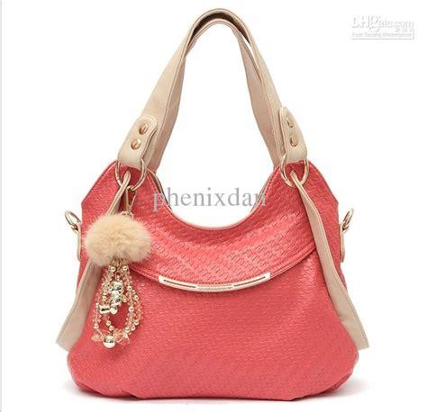 Tas Ransel Wanita Japanese Fashion Solid Color Shoulder Bag Tas tas cantik dan imut ala korea tas cewek