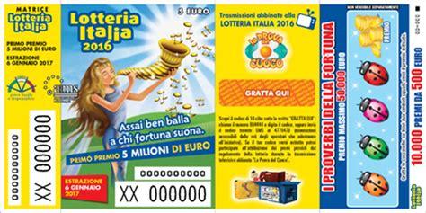 biglietti di consolazione lotteria italia lotteria italia in sicilia vinti appena sette premi di