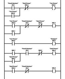 electrical ladder logic symbols electrical wiring diagram and circuit schematic
