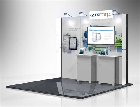 booth design cost 71 best images about 10x10 trade show displays booths